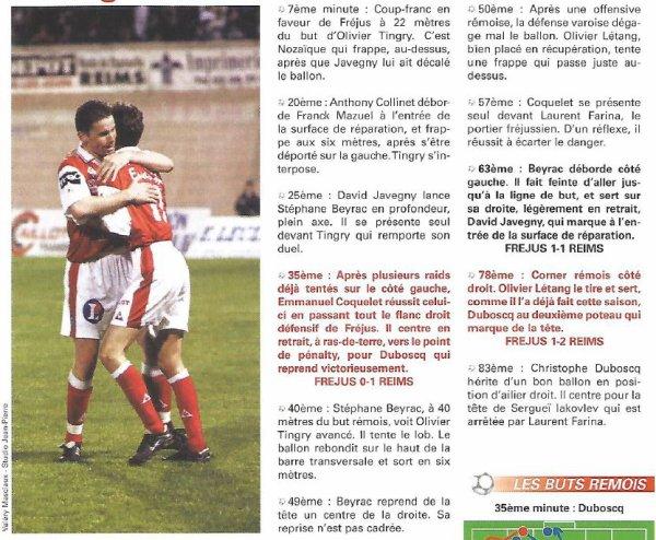 1999 NAT J36 FREJUS REIMS 1-2, le 05/05/2000