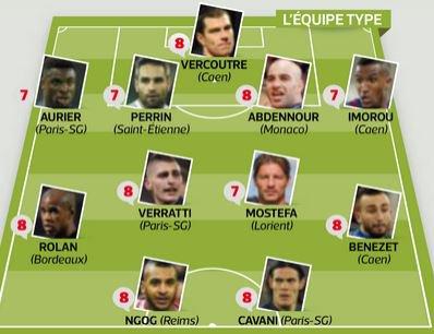 2014 Ligue 1 J36 EVIAN TG REIMS 2-3, les + du blog, le 11/05/2015