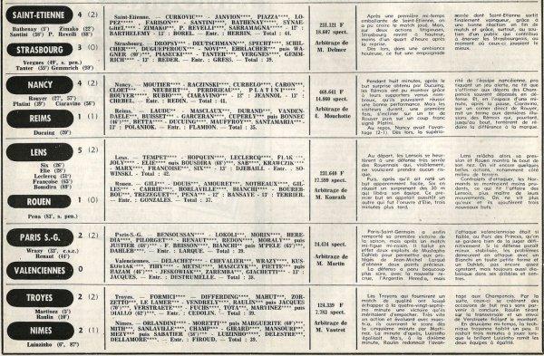 1977 D1 J06 NANCY REIMS 4-1, le 02/09/1977