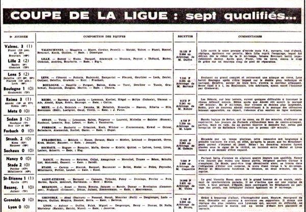 1963 CDL J05 REIMS METZ 3-0, le 21/08/1963