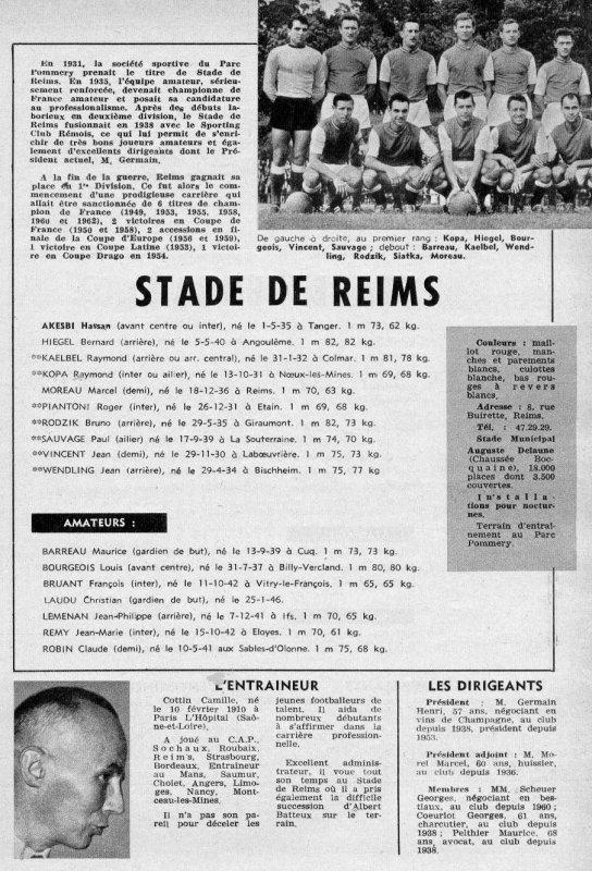 1963 D1 J00 : Sur la Ligne de départ , le 01/08/1963
