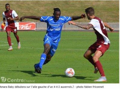 2015 AMICAL : REIMS AUXERRE , l'avant match, le 08/07/2015