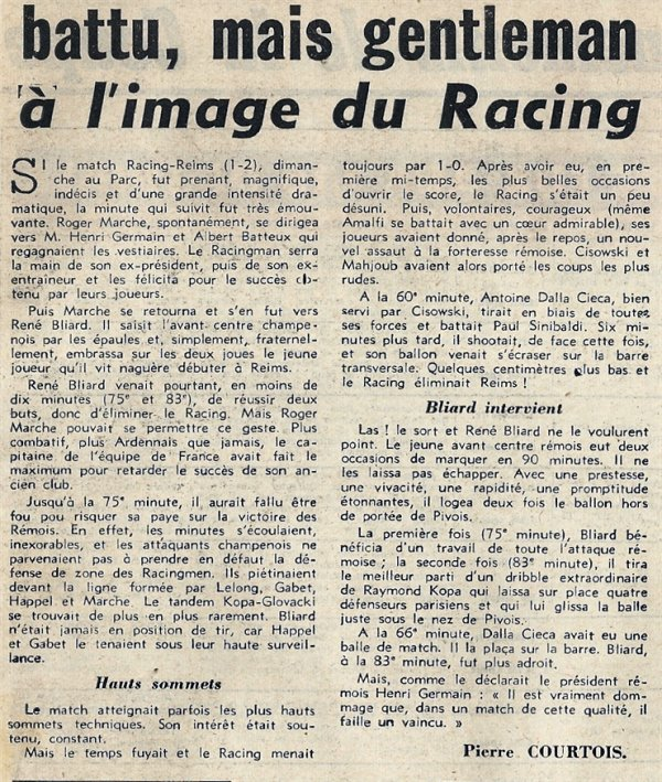 1954 CDF16 REIMS RACING 2-1, le 06/03/1955