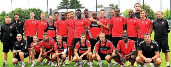 2015 AMICAL LORIENT REIMS, l'avant match, le 18/07/2015
