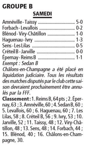 2005 CFA2 J23 EPERNAY REIMS 1-1, le 01/04/2006