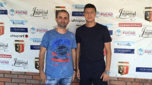 2015 REIMS MERCATO : Yassine signe en Bulgarie, le 25/08/2015
