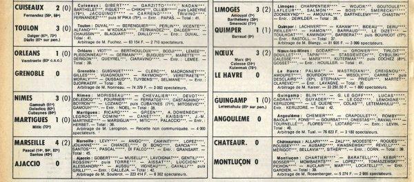 1981 D2B J01 REIMS ABBEVILLE 3-0, le 01/08/1981