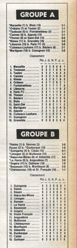 1981 D2B J03 REIMS RENNES 2-0, le 14/08/1981