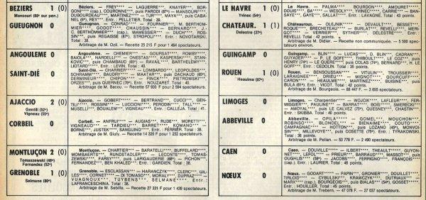 1980 D2B J01 REIMS RENNES 2-1, le 08/08/1980