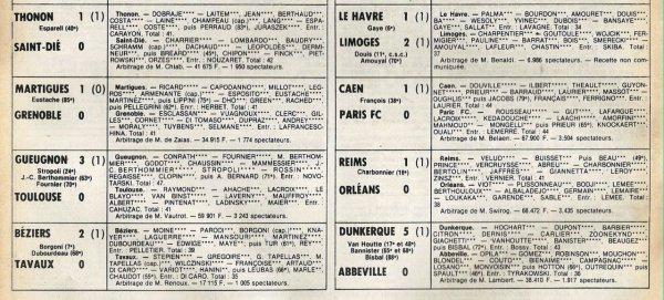 1980 D2B J05 REIMS ORLEANS 1-0, le 06/09/1980
