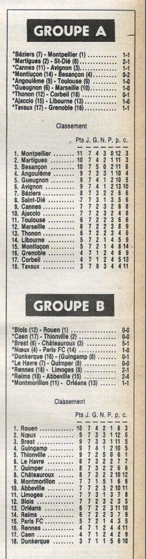 1980 D2B J07 REIMS ABBEVILLE 2-4 , le 20/09/1980
