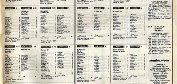 1982 D2B J31 REIMS LOUHANS-CUISEAUX 2-0, le 30/04/1983