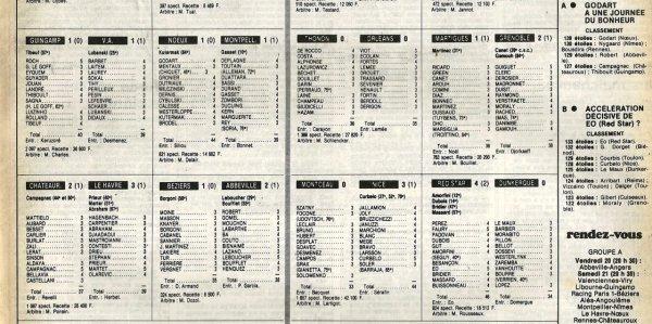 1982 D2B J33 STADE FRANCAIS REIMS 0-1, le 14/05/1983