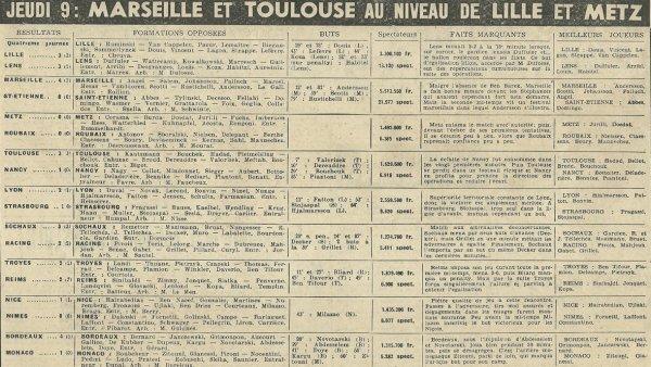 1954 D1 J04 TROYES REIMS 2-2, le 09/09/1954