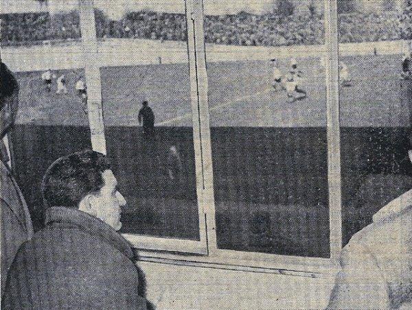1954 D1 J30 REIMS ROUBAIX 0-2, le 20/03/1955