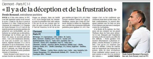 2015 REIMS, Ligue 2 : Nos EX en IDF : Bali, Nico, Thierry,  le 15/09/2015