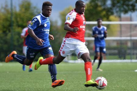 2015 CFA2 J04 REIMS BIESHEIM 2-0, le 20/09/2015