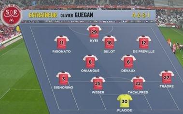 2015 Ligue 1 J11 REIMS MONACO 0-1, le live, le 25/10/2015