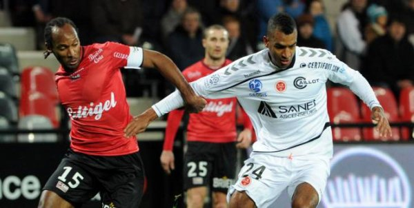 2015 Ligue 1 J16 GUINGAMP REIMS 1-2, le 02/12/2015