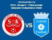 2015 CFA2 J11 REIMS RAON L'ETAPE 2-1, le 13/12/2015