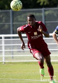 2015 CFA2 J13 REIMS METZ 5-2, le 17/01/2016