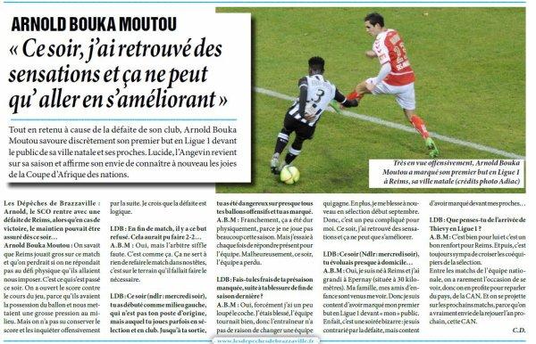 2015 Ligue 1 J24 REIMS ANGERS 2-1, les + du Blog, le  05/02/2016