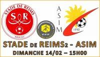 2015 CFA2 J15 REIMS ILLZACH 1-1, le 14/02/2016