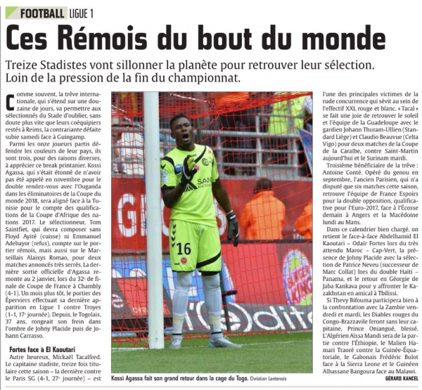 2015 Ligue 1 REIMS: le chemin de croix, le 24/03/2016