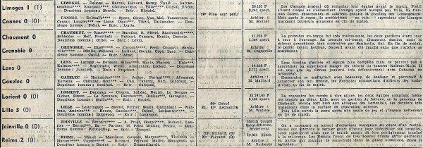 1968 D2 J12 JOINVILLE REIMS 0-2, le 23/10/1968