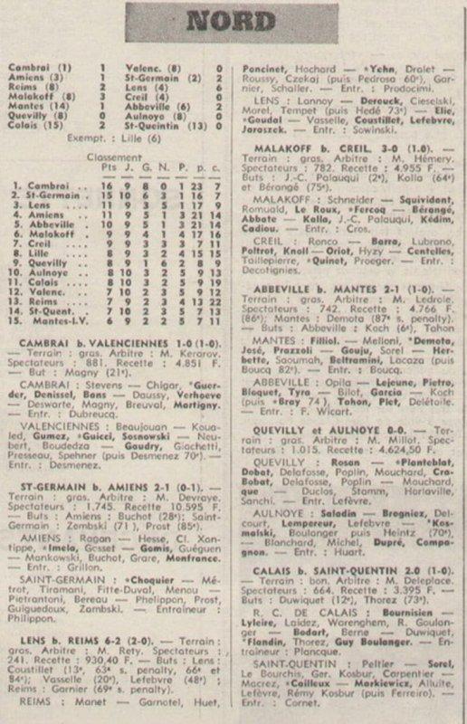 1969 CFA J10 REIMS LENS 2-6, le 09/11/1969