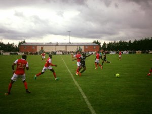 2016 AMICAL AMIENS REIMS 1-1 , le 01/07/2016