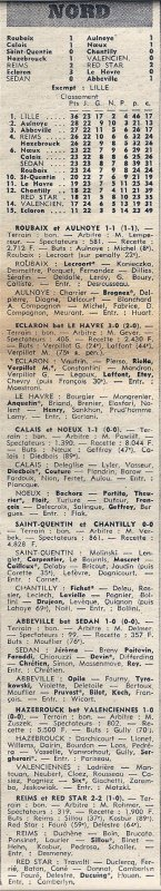 1971 D3 J24 REIMS RED STAR 2-2, le 19/03/1972