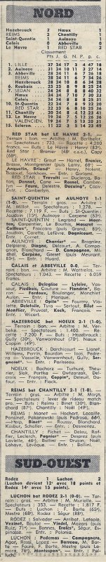 1971 D3 J26 REIMS CHANTILLY 2-1, le 02/04/1972