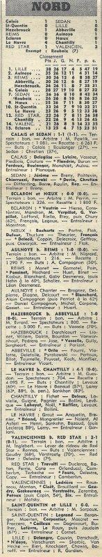 1971 D3 J28 REIMS AULNOYE 0-1, le 23/04/1972