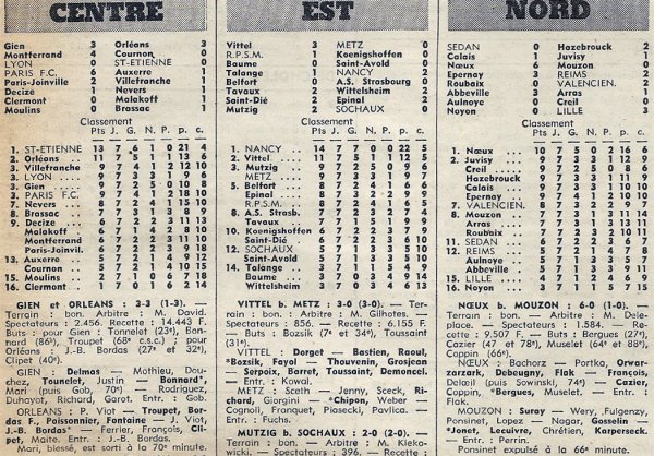 1972 D3 J07 EPERNAY REIMS 3-2, le 08/10/1972