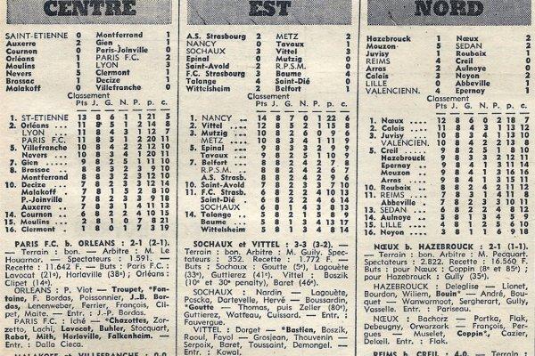 1972 D3 J08 REIMS CREIL 4-0, le 15/10/1972