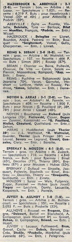 1972 D3 J09 SEDAN REIMS 0-2, le 22/10/1972