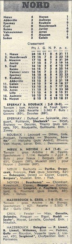 1972 D3 J15 REIMS JUVISY 2-0, le 10/12/1972