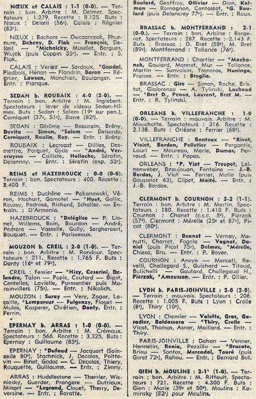 1972 D3 J25 REIMS HAZEBROUCK 0-0, le 08/04/1973