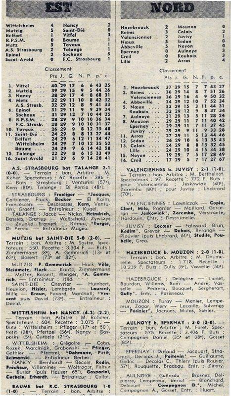 1972 D3 J29 REIMS CALAIS 3-2, le 20/05/1973