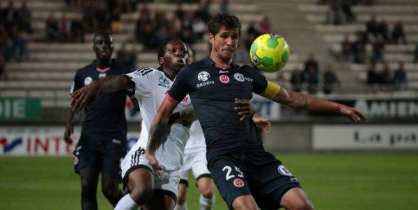 2016 Ligue 2 J01 AMIENS REIMS 1-1, le 01/08/2016