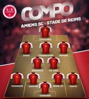 2016 Ligue 2 J01 AMIENS REIMS 1-1,le live,  le 01/08/2016