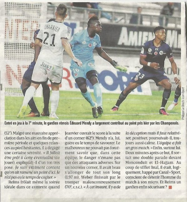 2016 Ligue 2 J01 AMIENS REIMS 1-1,les + du Blog,  le 01/08/2016