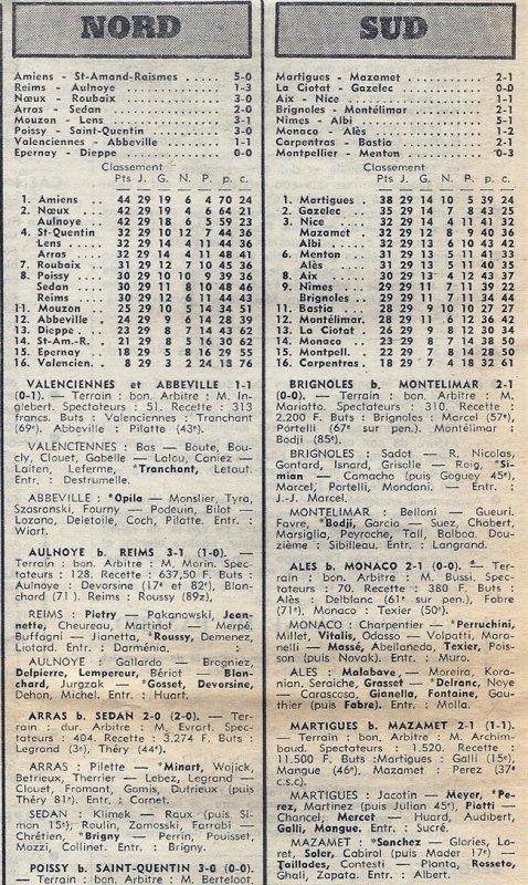 1973 D3 J29 REIMS AULNOYE 1-3, le 12/05/1974