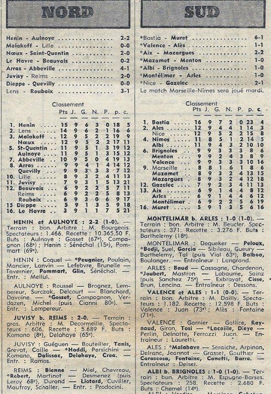 1974 D3 J09 JUVISY REIMS 2-0, le 27/10/1974