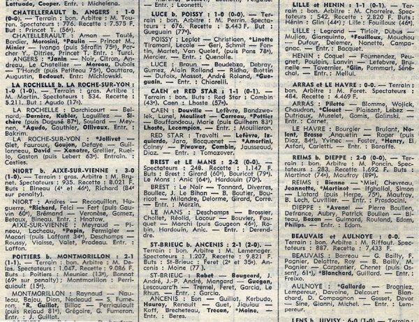 1974 D3 J17 REIMS DIEPPE 2-0, le 19/01/1975