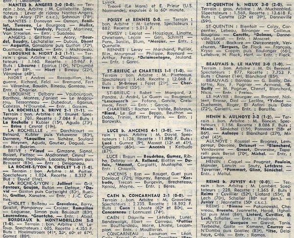 1974 D3 J23 REIMS JUVISY 4-1, le 16/03/1975