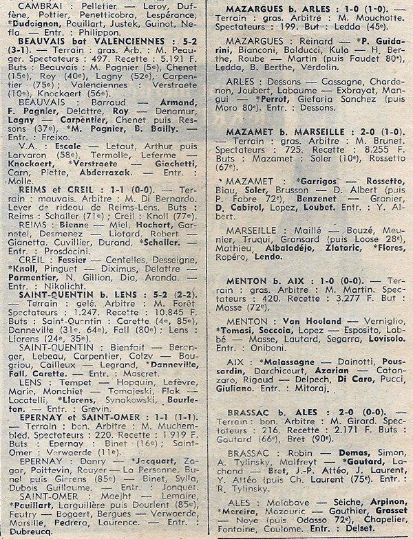 1975 D3 J14 REIMS CREIL 1-1, le 14/12/1975