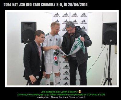 2016 Ligue 2 J04 REIMS RED STAR, l'avant match, le 21/08/2016