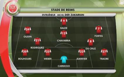 2016 Ligue 2 J04 REIMS RED STAR 2-1, le live, le 22/08/2016